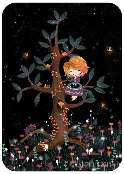 sur la branche ©kanzilue