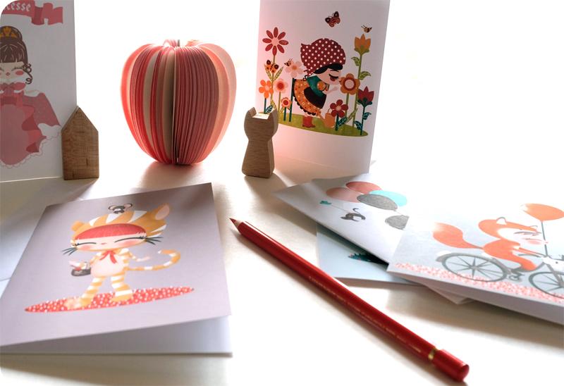 kanzilue- boutique - cartes
