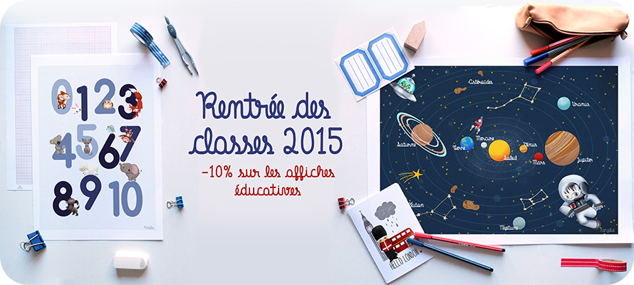 Promo rentree des classes