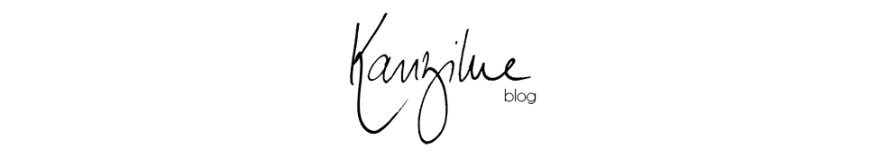 Kanzilue – le blog