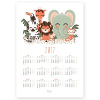 calendrier-2017-animaux-de-la-jungle
