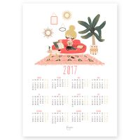 calendrier-2017-home-sweet-home-rose