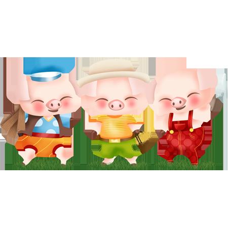 3-petits-cochons