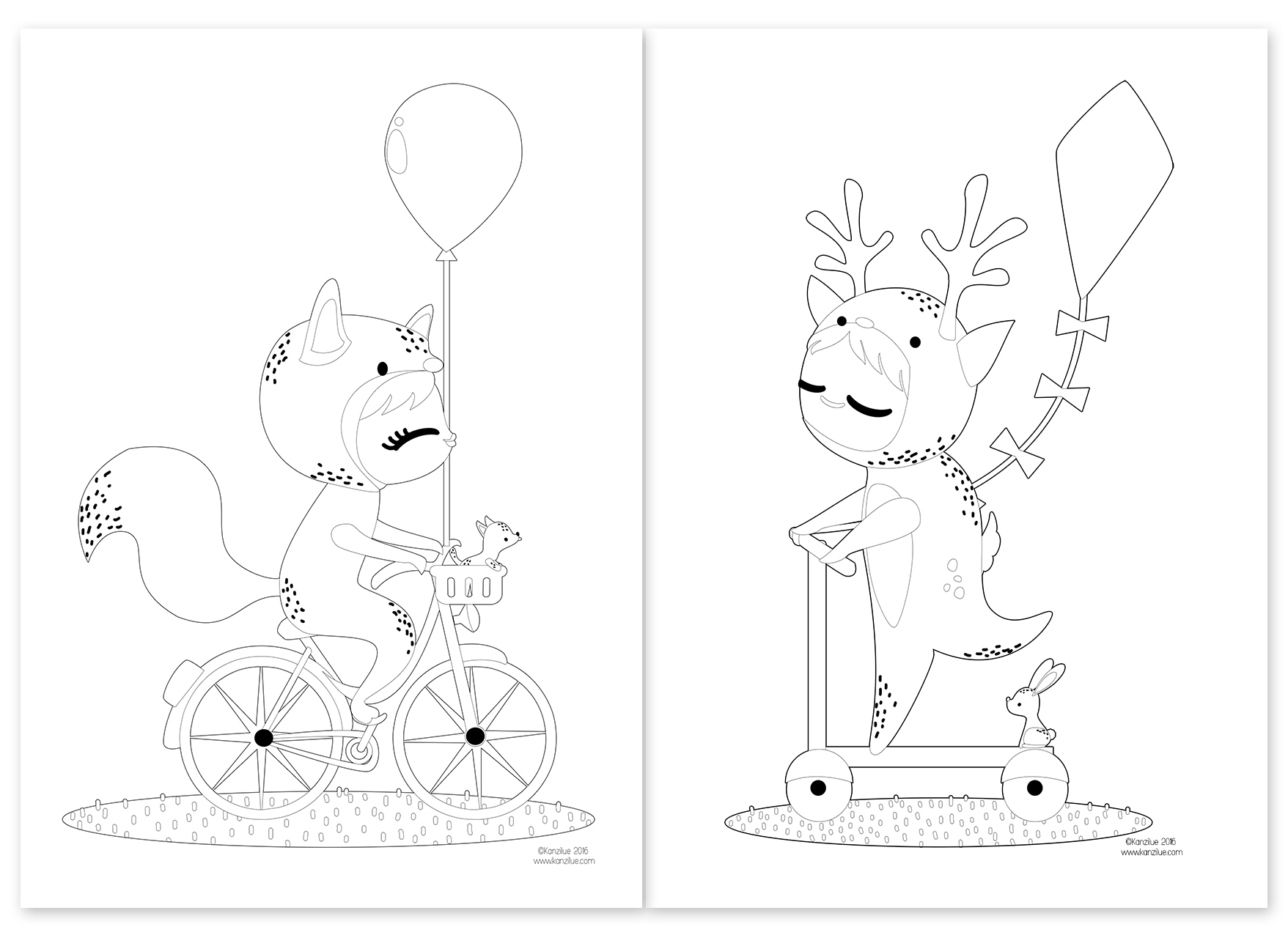 costume-coloriage1coloriage les adorables costumes