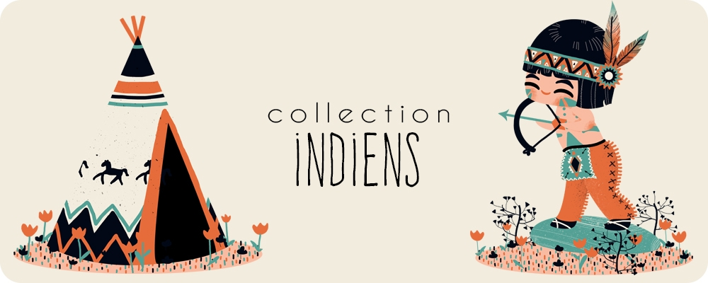 collection indiens
